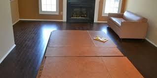 Installing Prefinished Hardwood Floors Prefinished Hardwood Floor Installation And Interior Painting In