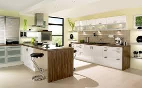 modern kitchen table interior design