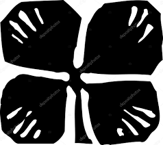 4 leaf clover stock vectors royalty free 4 leaf clover
