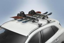 Ford Escape Roof Rack - racks and carriers by thule ski snowboard carrier roof mounted