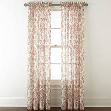 royal velvet damask curtains u0026 drapes for window jcpenney