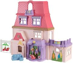 amazon com fisher price loving family dollhouse toys u0026 games