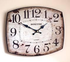 winsome shabby chic wall clock 34 shabby chic wall clock large