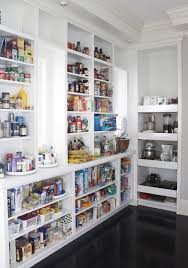 Kitchen Pantry Ideas For Small Spaces Open Kitchen Pantry Shelving Interior U0026 Exterior Doors Kitchen