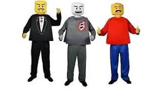 Morph Halloween Costumes Nwt Lego Man Blockhead Halloween Morph Costume Vampire