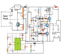 Solar Street Light Wiring Diagram - solar light schematics pictures to pin on pinterest pinsdaddy
