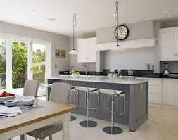 Gray Color Schemes For Kitchens by 25 Best Grey Kitchen Floor Ideas On Pinterest Grey Flooring