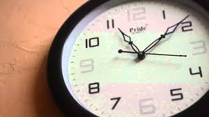 Best Wall Clock Magical Indian Wall Clock With Unstoppable Time Best Lesson