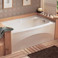 colony 66x32 inch integral apron bathtub american standard