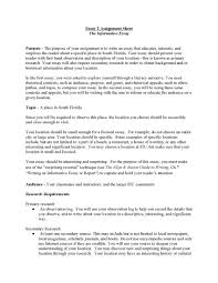 cover letter essay of definition example example of extended