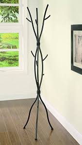 coaster home furnishings tree branches coat rack