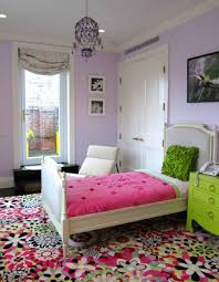 light purple color for covering bedroom wall combined with natural