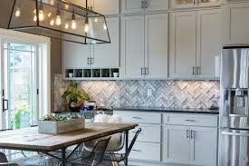 kitchen ideas light gray subway tile stick on backsplash light
