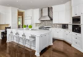 what floor goes best with white cabinets countertops for white cabinets best options for 2021