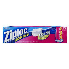 ziploc easy zipper storage bags gallon size walgreens