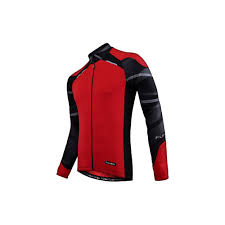 black cycling jacket funkier cycling top gents long sleeve winter jersey in yellow or
