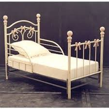metal toddler bed foter