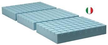 materasso antidecupito materasso antidecubito ventilato in poliuretano espanso a tre sezioni