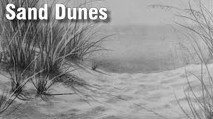 online art class how to draw sand dunes paint basket tv