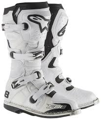 dirtbike boots alpinestars tech 8 rs vented boots revzilla