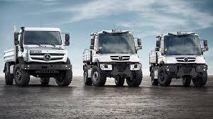 mercedes truck unimog mercedes unimog truck recalled for electrics fix