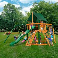 Kids Backyard Playground Backyard Playsets For Older Kids Climbers And Slides