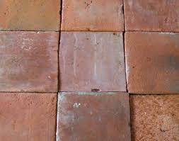 antique handmade and reclaimed terracotta tiles