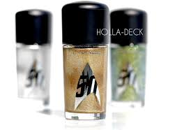 mac x star trek studio nail lacquer ommorphia beauty bar