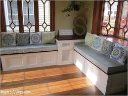 Kitchen Bay Window Seating Ideas by Bench Awesome Storage Bench With Seat Kitchen Bench Seating With