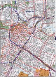 Map Of East Texas Street Map Of Houston Tx