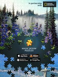 magic jigsaw puzzles and national geographic ignite curiosity