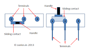 slide switch precise information and various applications of