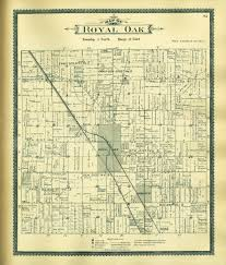 plat maps 1896 oakland county plat maps u2013 kace publishing company u2013 pontiac