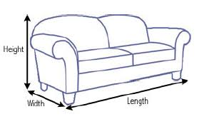 Dimensions Of A Couch How To Measure A Sofa Dimensions Of Couch Cool Standard Size