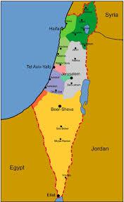 sheva israel map petah tiqwa map