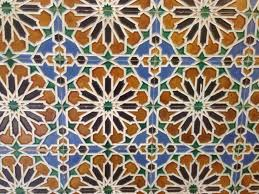 Moorish Design by Cuban Wall Tile Moorish Style Hotel Inglaterra Havana Real
