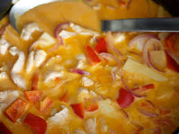curries home decor thai red curry with chicken red peppers and bamboo shoots recipe