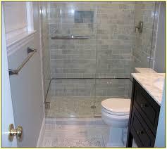 Ceramic Tile Shower Design Ideas Gray Ceramic Tile Shower Ceramic Subway Tile Shower Home Design