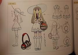 plenty pokemon sun moon concept art nintendo