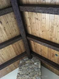 vaulted ceiling beams interior design wood ceiling planks beautiful vaulted ceiling