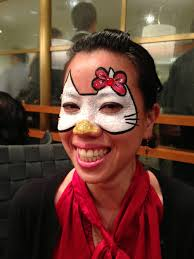 melinda u0027s children u0027s parties hello kitty face painting www