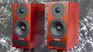 Bookshelf Speaker Design Stereo Design Pmc Twenty 21 Bookshelf Speakers Youtube