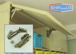 lift up cabinet door hardware spring loaded hinge cabinet door lift up flap top support kitchen