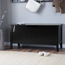 Black Indoor Bench - cheap contemporary storage bench find contemporary storage bench