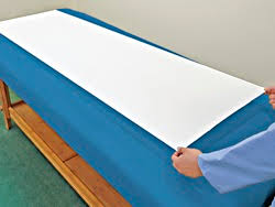 Exam Table Paper by Table Paper Medical Exam Table Paper In Stock Uline