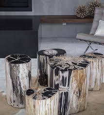 bernhardt petrified wood side table inspiring petrified wood side table with bernhardt bangor petrified