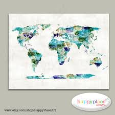 Pin World Map by World Map Clipart With Push Pins Collection