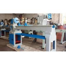 spindle wood lathe machine at rs 650000 piece wood lathe