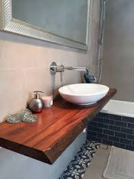 Heritage Bathroom Vanity by Made To Order Recycled Timber Bathroom Vanity For Customer