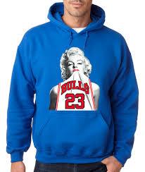 The Fault In Our Stars Resume New Way 193 Hoodie Hooded Sweatshirt Marilyn Monroe Bulls 23
